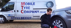 mobile tyre fitting company