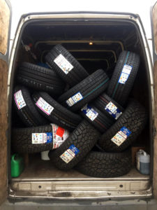 tyre care suffolk fitting